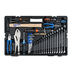 36 PCS MULTI-FUNCTION TOOL KIT