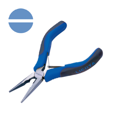 LONG NOSE PLIERS (SPRING WITH SHEET STAINLESS STEEL)