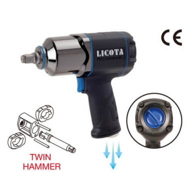 """3/4"""" H.D. COMPOSITE AIR IMPACT WRENCH"""